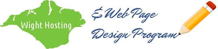 Web Page Design Program